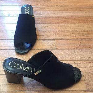 Calvin Klein shoes never worn
